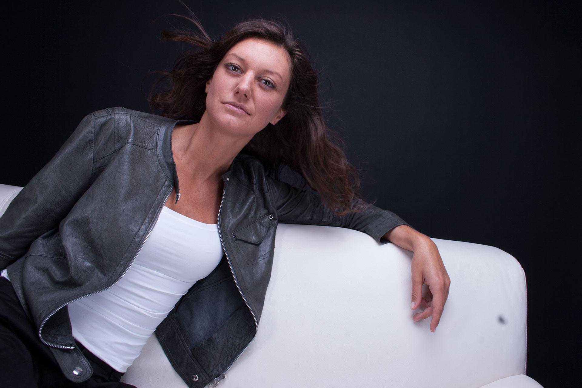 Verena Gruber, Portraitfoto